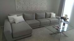 Display home lounge