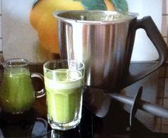 Rezept Grüner Smoothie von Schmookie - Rezept der Kategorie Getränke