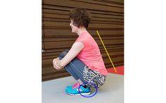 「垂れ尻」の原因は足首の動きにあった! 毎日できる4つの簡単ストレッチ やせやすい体をめざす! 骨盤腸整ウォーキングをはじめよう CREA WEB(クレア ウェブ)