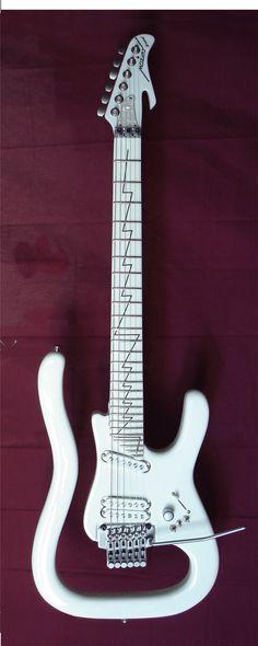 Guitarra Mozart - Radical