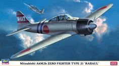 ZERO ~ Mitsubishi A6M2b Type 21 \'Rabaul\' Zero ~ BFD