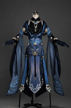 Ancient One Costume Cosplay Outfits, Anime Outfits, Cool Outfits, Fashion Outfits, Cosplay Style, Male Outfits, Cosplay Dress, Hanfu, Anime Cosplay