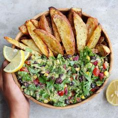 Mexican Guacamole Salad jfind recipe by SOPHIE STEEVENS (@rawandfree) • Instagram photos and videos