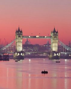 Tower Bridge, one of the best places to go in #London