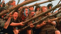 Braveheart (1995) William Wallace, Good Jokes, Funny Jokes, Oscar Movies, Scottish Warrior, Braveheart, Jokes Quotes, Dreamworks, Laughter