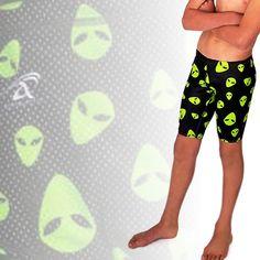 Nieuw! Agonswim trainings zwembroek Alien zeer chloorbestendig #duurzaam #zwemmen #swimming #sport
