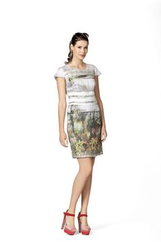 Kleid MODEE Tropical Prints and colours