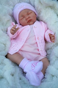 BUTTERFLY BABIES STUNNING REBORN BABY GIRL SOFIA  PRINCESS HAT DUMMY