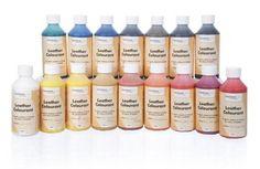 FARBA DO SKÓRY 74 kolory 50 ml Furniture Clinic UK