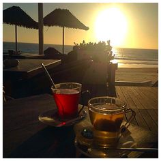 Cabana beach - Portugal 6pm