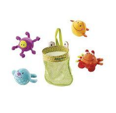 Lilliputiens Romeo Bath Balls $42.95  #sweetcreations #baby #kids #toddlers #bath