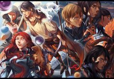 -- by 77chen / Stormlight Archive characters