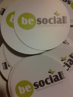 #BeSocial