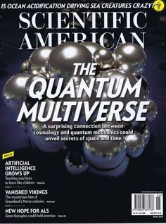 Scientific American - One Year Subscription