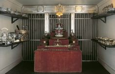 Miniature Crown Jewels   Flickr - Photo Sharing! Queen Mary's dollhouse