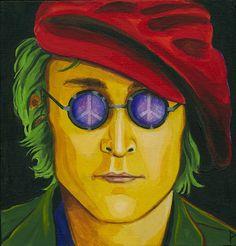 Lennon, by Patrushka