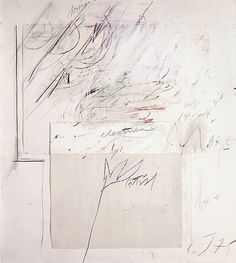 Cy Twombly, Mars and the Artist