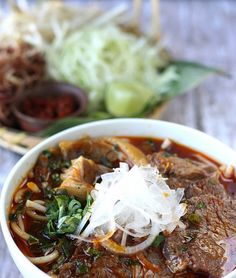 The spices of life bn b hu hue style beef noodle soup blog in vietnamese bn b hu watch my video how to make bun vietnamese recipesasian recipesethnic food forumfinder Image collections
