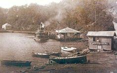 Mosman Bay in northern Sydney in 1895.