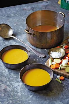 Healthy to the Bone—bone broth is worth the hype.