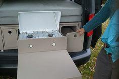 VW CADDY PIC-NIC - LD Camp