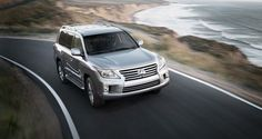 Cool Lexus: The Lexus LX 570, a full size SUV that resembles lots of similarities with the T...  Lugares para visitar Check more at http://24car.top/2017/2017/04/10/lexus-the-lexus-lx-570-a-full-size-suv-that-resembles-lots-of-similarities-with-the-t-lugares-para-visitar/