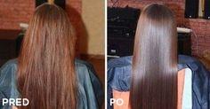Tieto domáce vlasové zábaly pomáhajú obnoviť vlas, ktorý je poškodený buď…