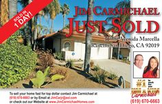 Great Rancho San Diego Home, Happy Clients!! Call us 619-670-6663 Carmichael Homes for ALL of your Real Estate needs
