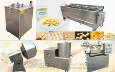 The plantain chips production machine is used to produce banana chips rich in vitamins and minerals. Fryer Machine, Banana Chips, Vitamins And Minerals, Fries, Kitchen Appliances, Deep Fryer, Diy Kitchen Appliances, Home Appliances, Kitchen Gadgets