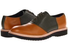 0a8879ffbbd Cole Haan Martin Wedge Saddle Oxford