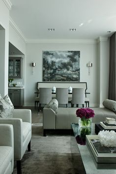 most lovely living room via:desire to inspire