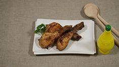 Kip uit de oven, een super makkelijk recept voor een knapperige kip uit de oven. Deze kip uit de oven met citroen en knoflook smaakt zó lekker, een feestje!