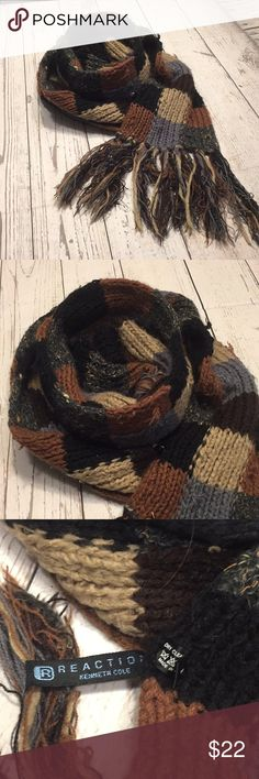 Kenneth Cole Scarf This scarf is the reason why people wear scarves!!! Kenneth Cole Reaction Accessories Scarves & Wraps