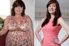 Weightloss-woman-after-before
