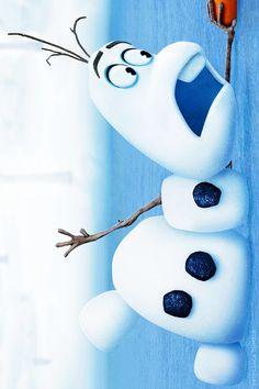 Frozen ~ Olaf and Sven Disney Olaf, Disney Nerd, Disney Movies, Walt Disney, Frozen And Tangled, Olaf Frozen, Disney Frozen, Frozen 2013, Frozen Wallpaper