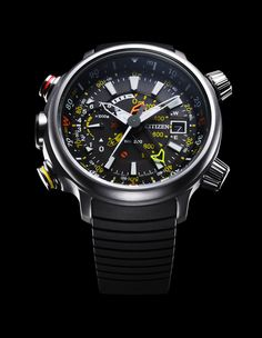 Eco-Drive ALTICHRON[CITIZEN]