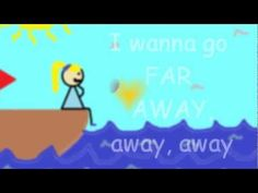 Far Away- Ingrid Michealson (minus the boy at the bar part!)