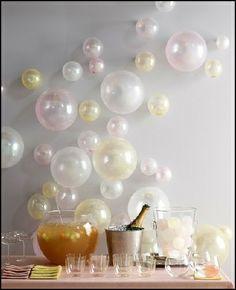 diy Graduation Decorations 2012 | Balloon Decoration & Party Ideas #2 | Ideaswu Blog