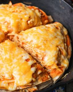 Buffalo Chicken Tortilla   Easy and Tasty Shredded Chicken Recipes for a Perfect Family Meal by Homemade Recipes.