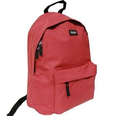 This ladies, women's or girls day pack makes an ideal school bag, available at Tontojacks backpack and rucksack shop in Plymouth Rucksack Backpack, Girl Day, College Students, School Bags, Brick, Backpacks, Outfit, Red, Outfits
