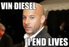 32 Things You Might Not Know About Vin Diesel Vin Diesel, Fast And Furious, Celebrity News, The Man, Real Life, Fiction, Handsome, Actors, People