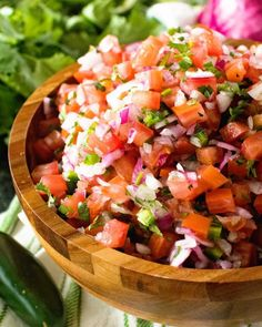 I mean who doesn't love fresh Pico de Gallo!? This pico adds so much flavor to any dish and only requires six ingredients!!  . CLICK THE LINK IN @julieseatsandtreats PROFILE FOR FULL RECIPE . https://www.julieseatsandtreats.com/homemade-pico-de-gallo/ . #f52grams#recipes#feedfeed#instayum#marthafood#eatingfortheinsta#instafood#ourplatesdaily#TODAYfood#eeeeeats#huffposttaste#nomnomnom#beautifulcusines#onmytable#foodwinewomen#easyrecipe#buzzfeast#bhgfood#dinner#appetit