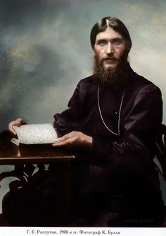 https://flic.kr/p/qjAXY7 | Grigory Rasputin, 1900s