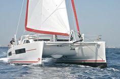 Catana 47 Catamaran Charter, 4 cabins, 8+2 berths. Available ofr charter in Thailand.