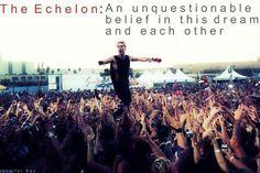 J && the Echelon