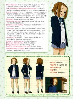 K On Characters 1000+ images about K-On..!!! on Pinterest | K On, Kyoto and Anime