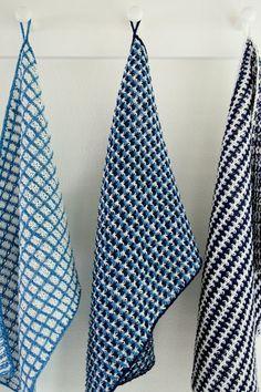 Slip Stitch Dishtowels | Purl Soho