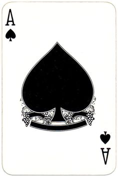 ArtDeco style cards by Owen King Printers Australia – Ace of spades – Playing Cards Top 1000 Ace Of Spades, Card Tattoo, Chicken And Shrimp Pasta, Good Day Song, Gambling Quotes, Stickers, Food Network Recipes, Breakfast For Kids, Playing Cards