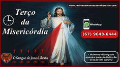 Terço da Misericórdia  - 29.05.2015 - Oração contra os medos