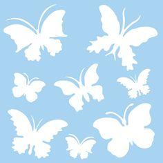 pillangó sablon nyomtatható - Google keresés